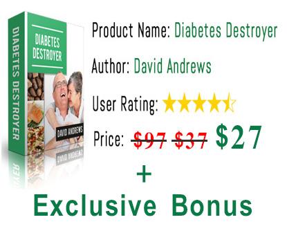 diabetes destroyer customer reviews