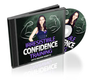irresistilble confidence training
