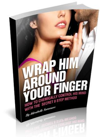 Wrap Him Around Your Finger Pdf Book