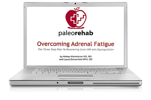 overcoming adrenal fatigue by Paleo Rehab