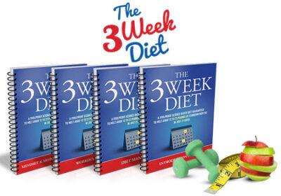 3 week diet review scam alert