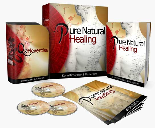Pure Natural Healing download book