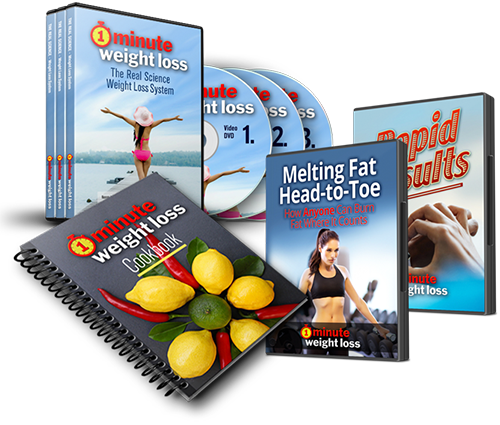 1 minute weight loss review