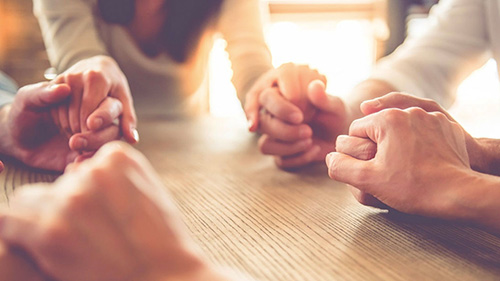 What is the right way to pray?