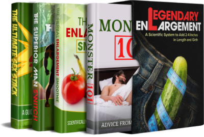 legendary penis enlargement book