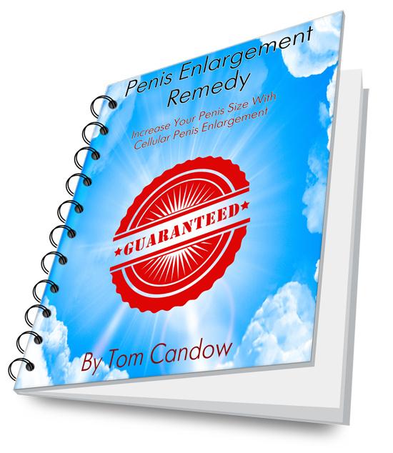 penis enlargement remedy book
