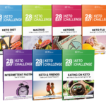 28 day keto challenge plan