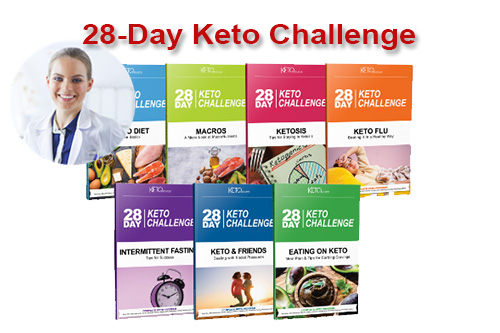 28 day keto diet challenge review