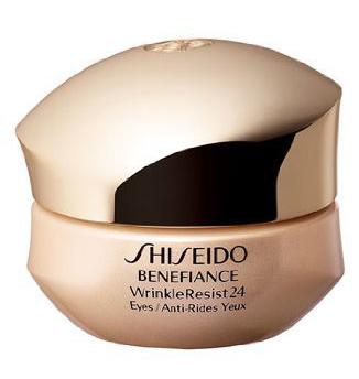 Shiseido Benefiance WrinkleResist24 Intensive Eye Contour Cream Review
