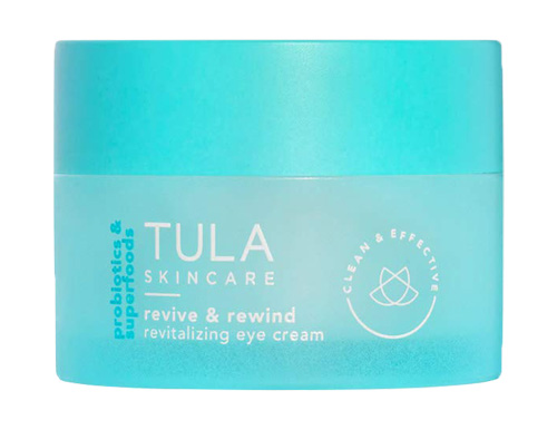 TULA Probiotic Skin Care Revive & Rewind Revitalizing Eye Cream Review